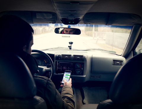 texting driving dangerous textalyzer